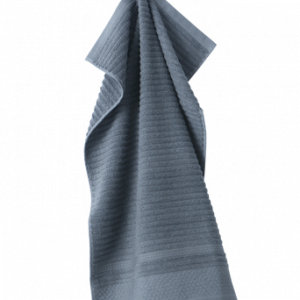 BETTIE handduk – ekologisk Grå