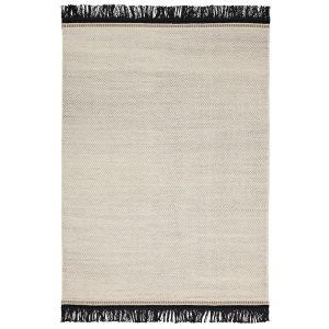 Fenja ullmatta 140×200 cm White