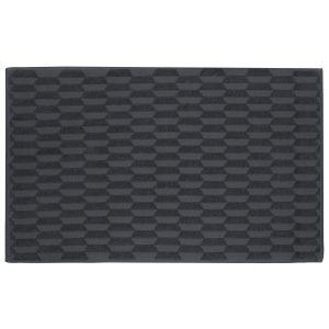 Geo badrumsmatta 50×80 cm Anthracite