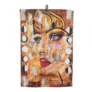 Gynning Design – Kökshandduk Moonlight Queen 50×70 cm