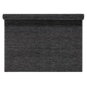 Lea ullmatta svart 170×240 cm