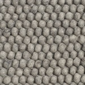 Peas ullmatta 170×240 cm Medium grey