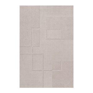 Swedish Grace oatmeal ullmatta 180×270 cm