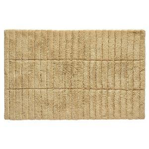 Tiles badrumsmatta 50×80 cm Warm sand