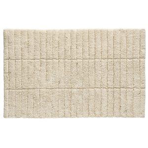 Tiles badrumsmatta 50×80 cm Wheat