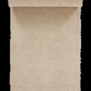 ANYA slätvävd matta 80×200 cm Beige