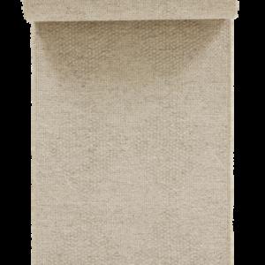 ANYA slätvävd matta 80×200 cm Grå