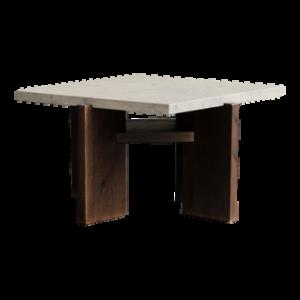 ASPVIK 04 soffbord 60×60 cm