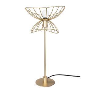 Ray bordslampa Borstad mässing