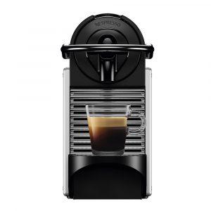 Nespresso – Nespresso Pixie Kaffemaskin EN124 Silver