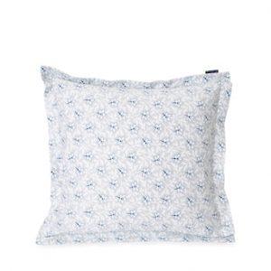 Örngott Ljusgrå/Blå 65x65cm