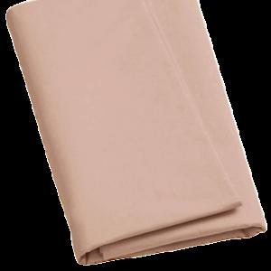 ZACK lakan – extra breda – ekologisk Ljus rosabrun