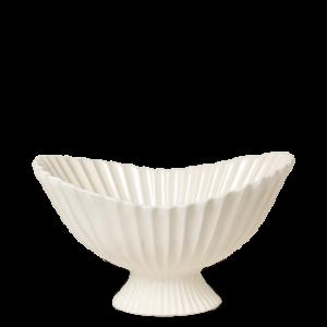 Fountain Centrepiece Skål Off-White