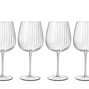 Gin & tonic Glas Burgundy Optica 75 cl 4-pack