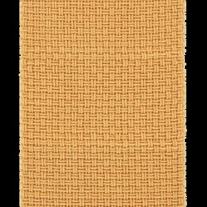 PANAMA badrumsmatta 80×120 cm Gul